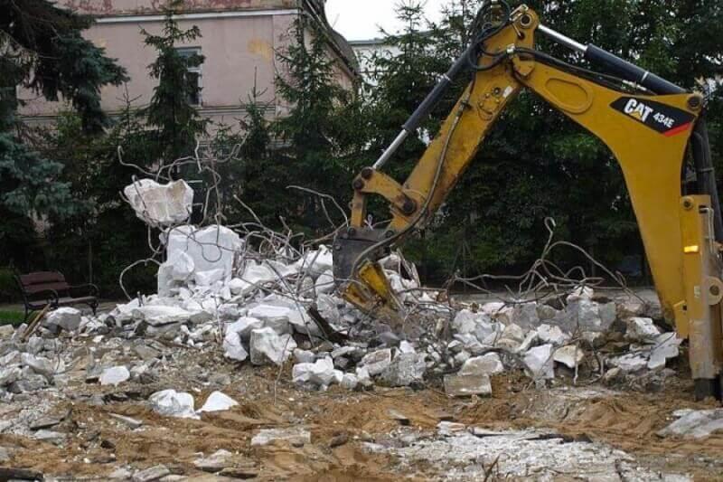 строительный мусор