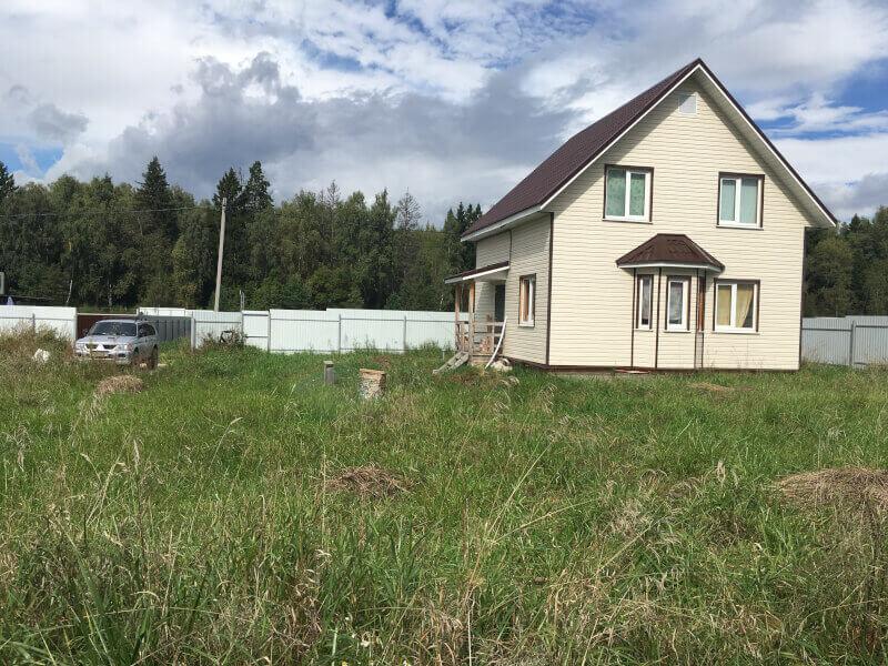 Устройство посевного газона в Пушкино