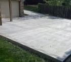 Стоимость заливки бетонной площадки под автомобиль