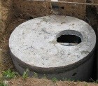 Устройство колодцев канализации