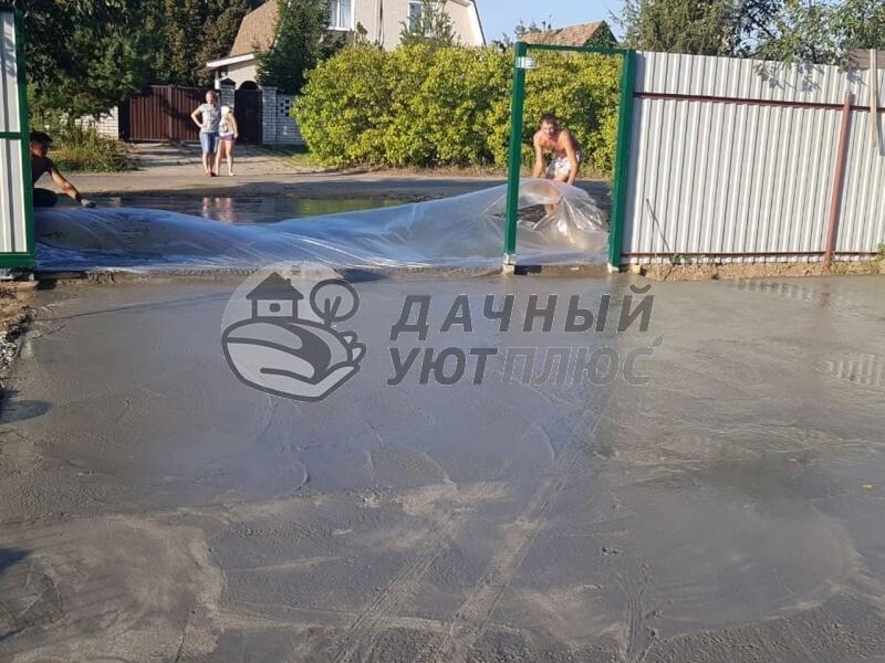Дренажная система и парковка для авто Егорьевск