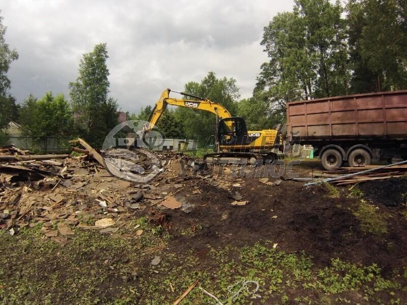 Стоимость демонтажных работ