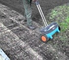 Работы по устройству посевного газона