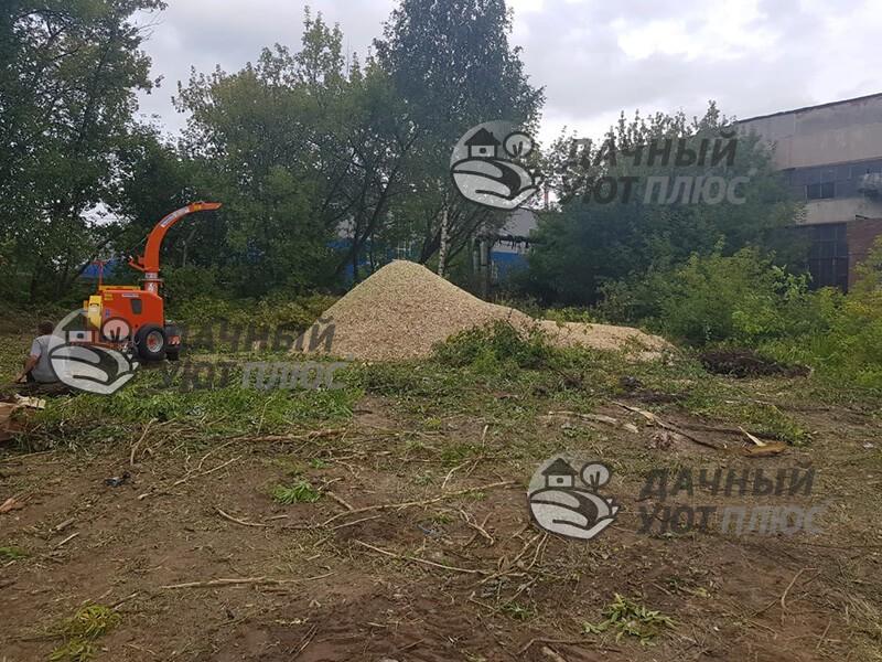 Измельчение древесных отходов Балашиха