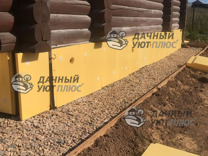 Отмостка песок щебень Сергиев Посад